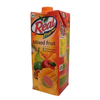 Real Fruit Juice - 1 Ltr