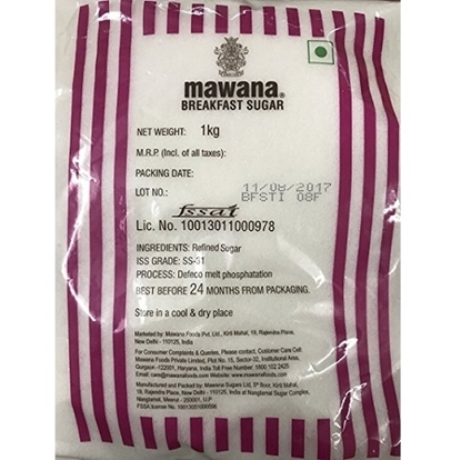 Mawana Breakfast Sugar - 1 Kg
