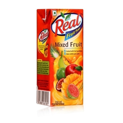 Real Fruit Juice - 200 Ml