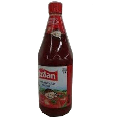 Kissan Tomato Ketchup - 500 Gm Bottle