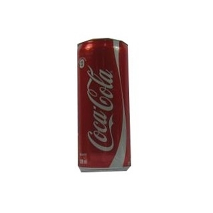 Coca Cola Soft Drink Coke- 300 Ml Can