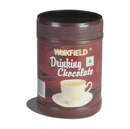 Weikfield Drinking Chocolate Powder 100 Gm
