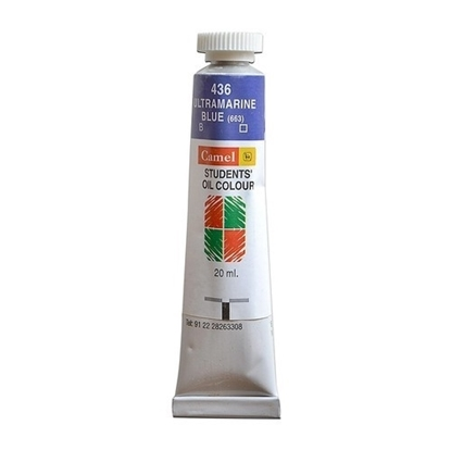 Camel Oil Colour Tube 20 ml