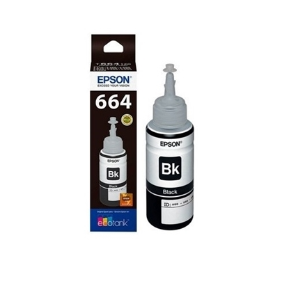 Epson 664 Printer Ink Black