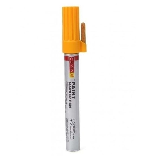 Camlin Paint Marker White