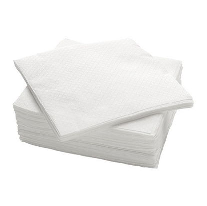 Cocktail Napkins Tissue Paper Medium - 100 Pcs pack