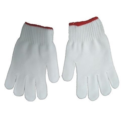 Polyester Knitted Hand Gloves- P.P. 10G